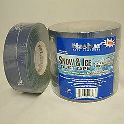 Nashua Snow Amp Ice Duct Tape Duct Tape And Snow