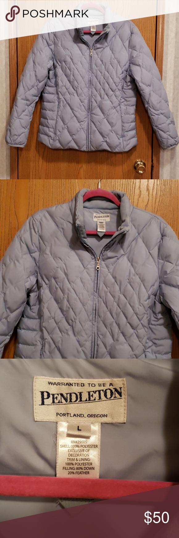 Pendleton Down Coat Size Large Pendleton Down Coat Pendleton Jacket [ 1740 x 580 Pixel ]