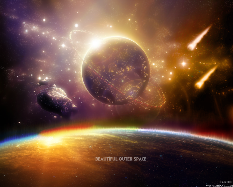 Beautiful Images Found In Outer Space