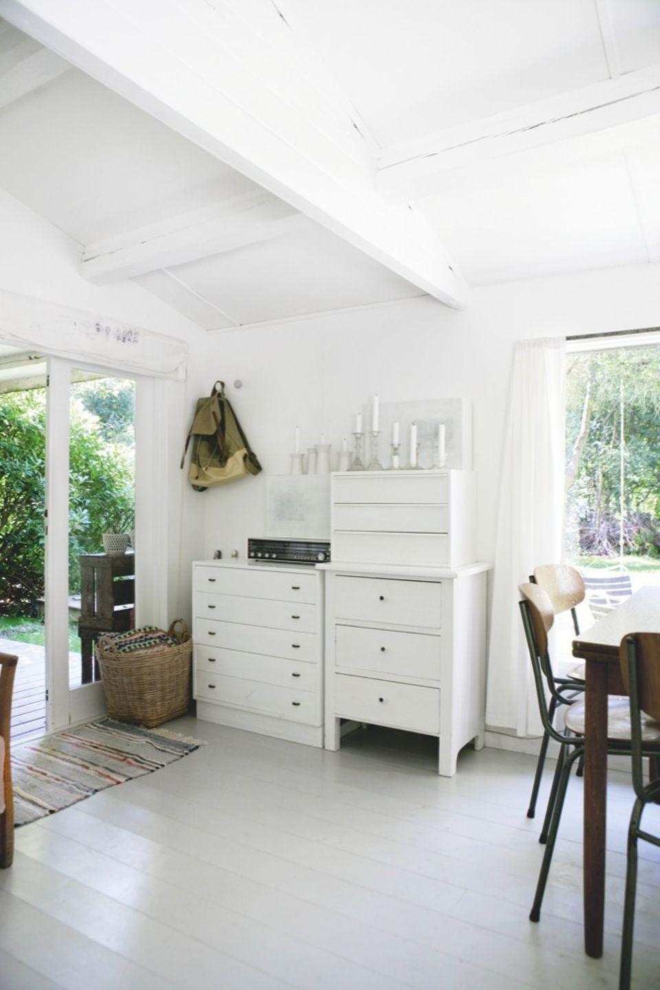 Sencilla casa de campo estilo escandinavo decoracion - Decoracion casas de campo ...