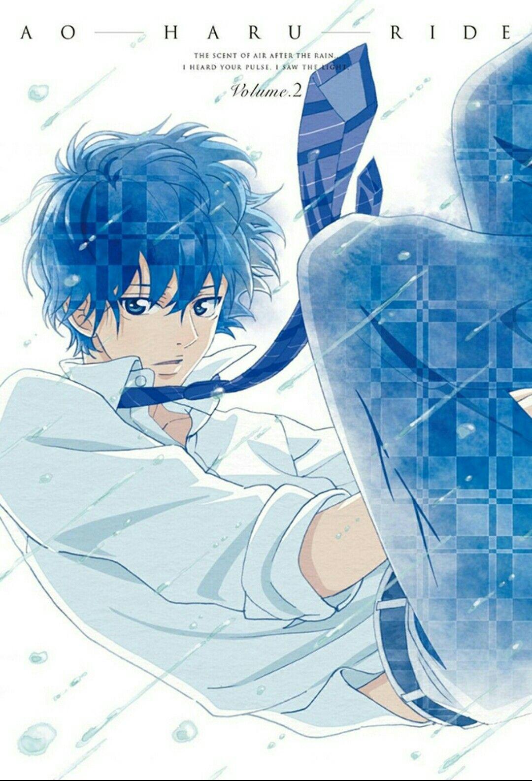 AO HARU RIDE Ao haru ride kou, Blue springs ride, Anime