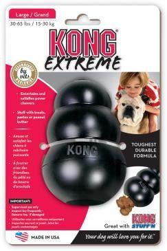 9 99 14 49 Kong Extreme Dog Toy Large Black Kong Extreme