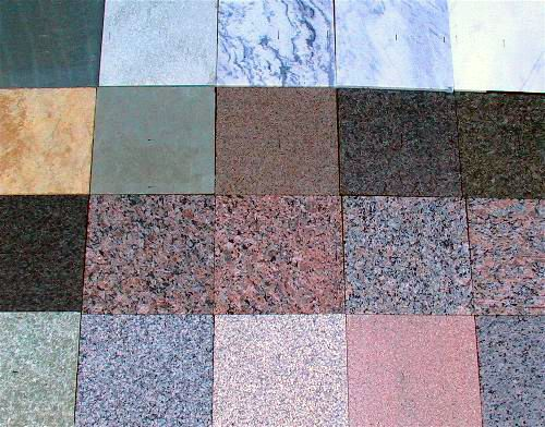 The Bathrooms Floors Will Have Sustainable Slip Resistance Tile Flooring In Granite Marble And