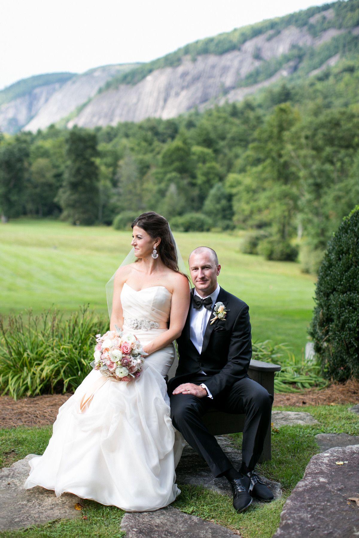 Photography: Sunday Grant Photography - sundaygrant.com  Read More: http://www.stylemepretty.com/2015/04/30/romantic-north-carolina-mountain-wedding/