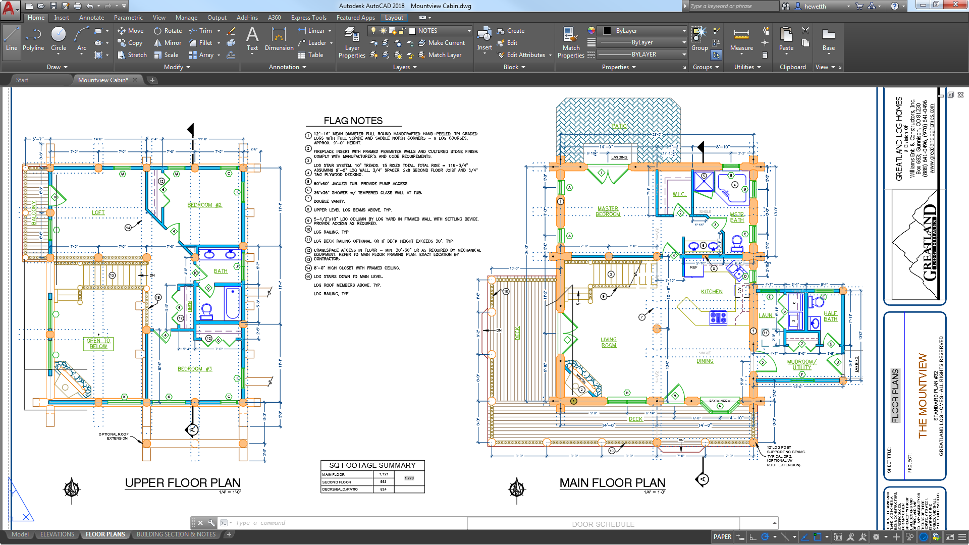 Produce Documentation And Drawings With Comprehensive Set Autocad Home  Design Plans Ideas Picture