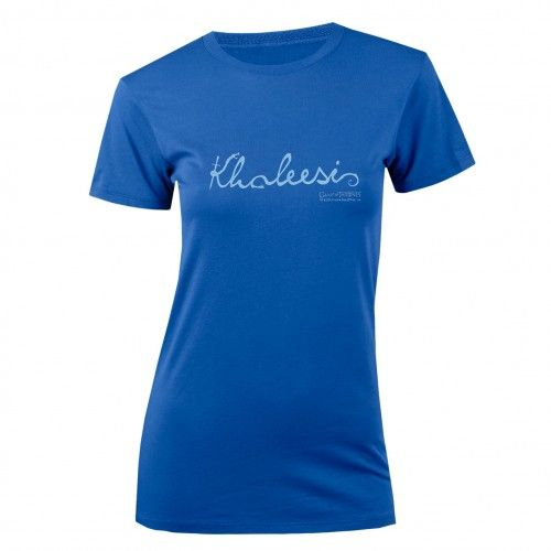 Game of Thrones Khaleesi Dragon Women's Slim Fit T-Shirt