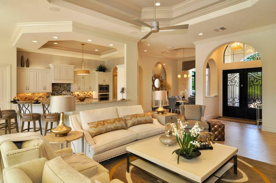 Interior Design by Vogue Interiors. | Villa D\'Este Model 2 in Talis ...