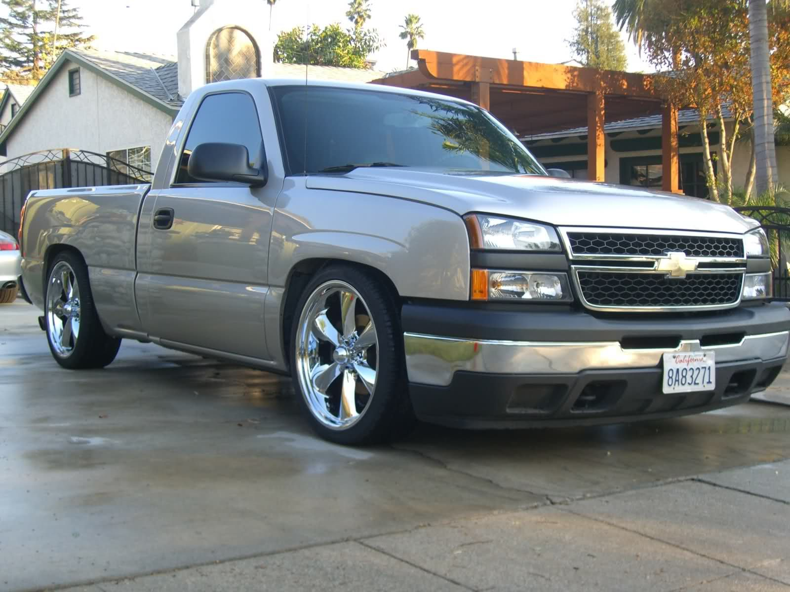 Ca 2006 Rcsb Silverado Lowered 4 6 Chevy Truck Forum