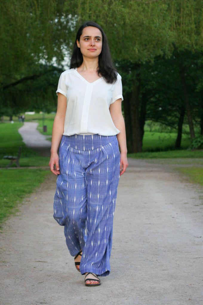Amber Trousers | Bekleidung, Schnittmuster und Kleidung
