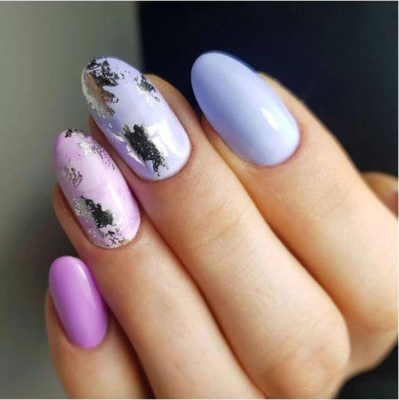 paint black gel nails pinterest n gel nageldesign und nagelkunst. Black Bedroom Furniture Sets. Home Design Ideas