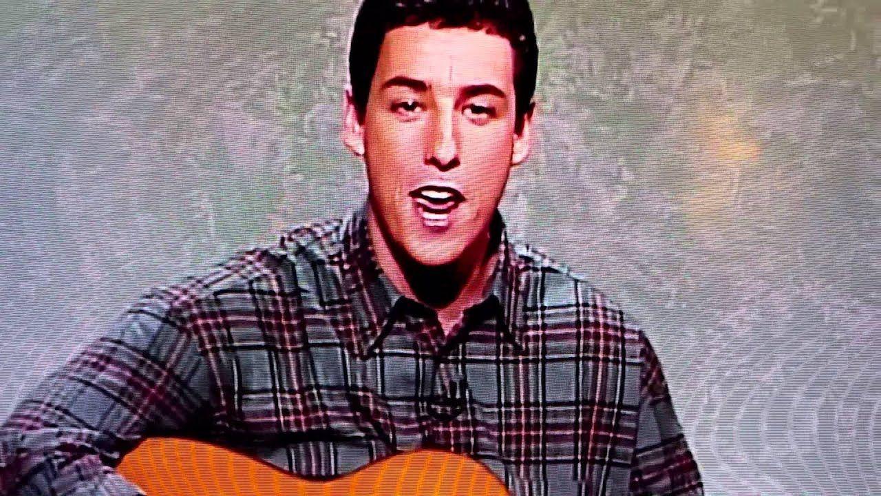 Adam Sandler's Thanksgiving Song Thanksgiving songs