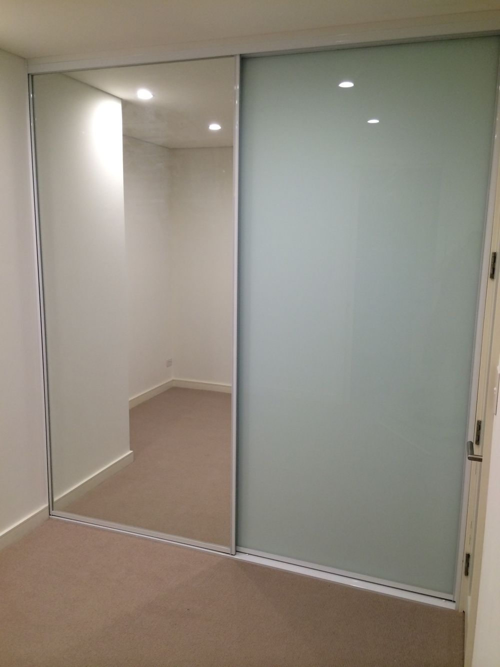 Opaque Glass Wardrobe Glass Wardrobe Sliding Doors Glass