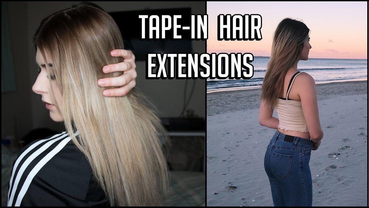 Hair Extensions Https Www Vpfashion Tape In
