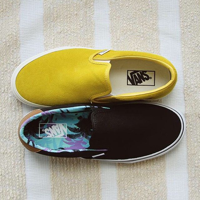 Vans for him...... or not