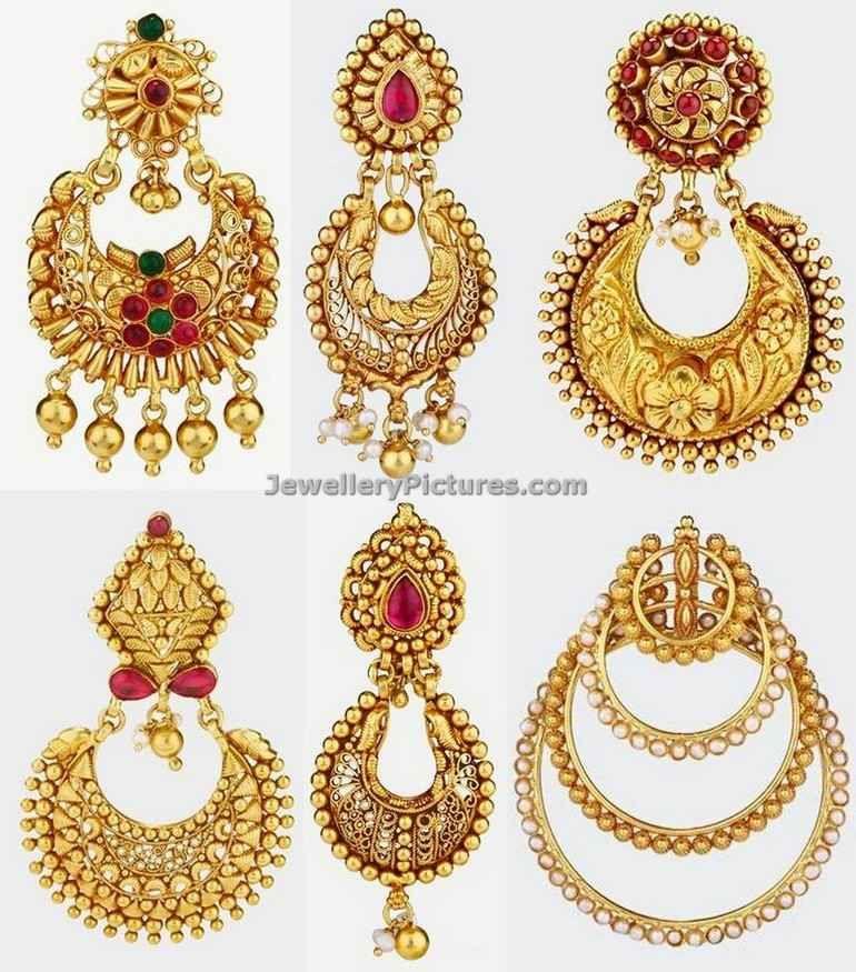 Antique Earrings latest jewellery designs | Bestest Jewelry Board ...