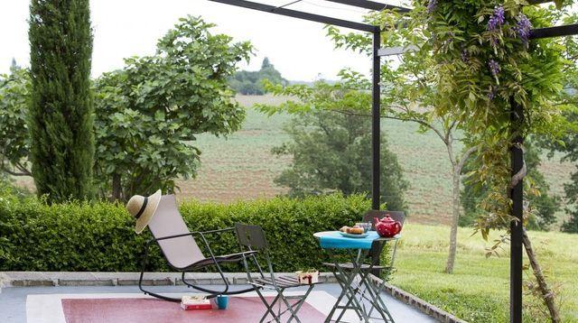 Repeindre sol de terrasse en béton Gardens - Peindre Une Terrasse En Beton