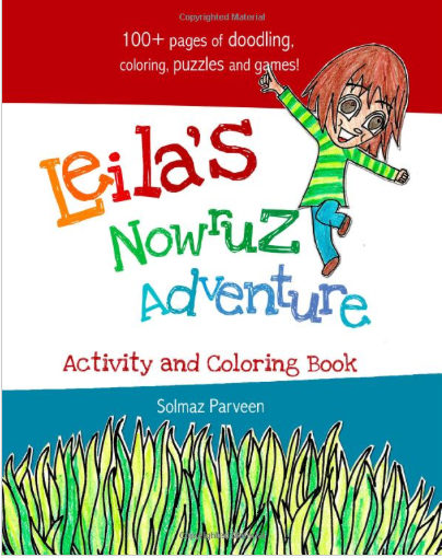 Activity And Coloring Book About Nowruz Norooz Resources