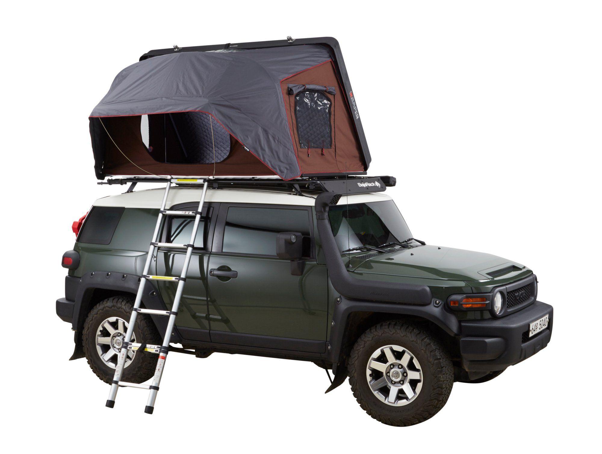 SKYCAMP 2X 1 Min Setup, Extra Storage Space Roof top