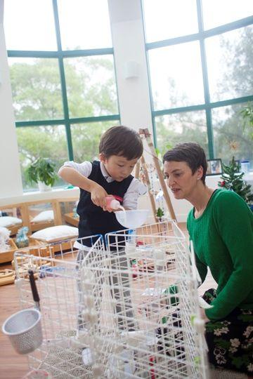 Hong Kong Nursery School English Etonhouse International Preschool Hk