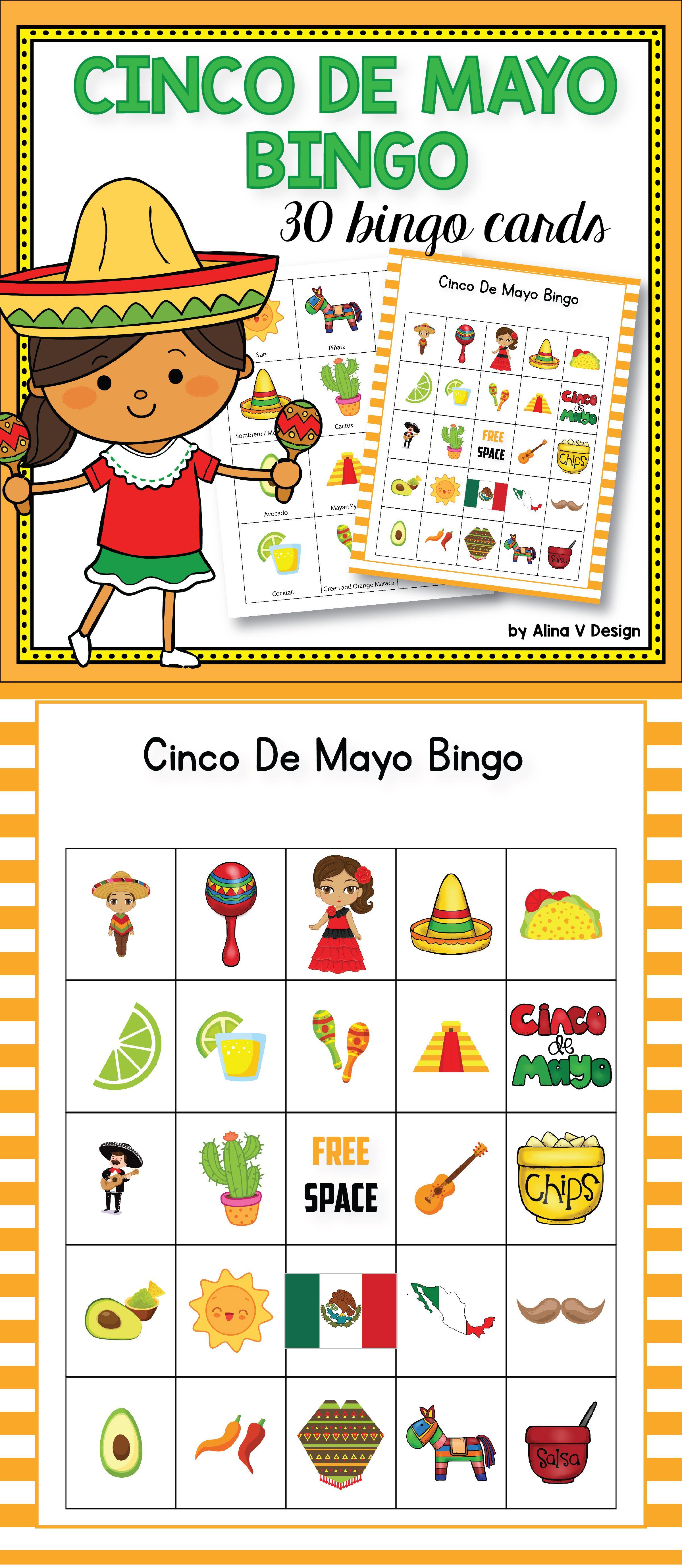 Free Printable Cinco De Mayo Math Worksheet