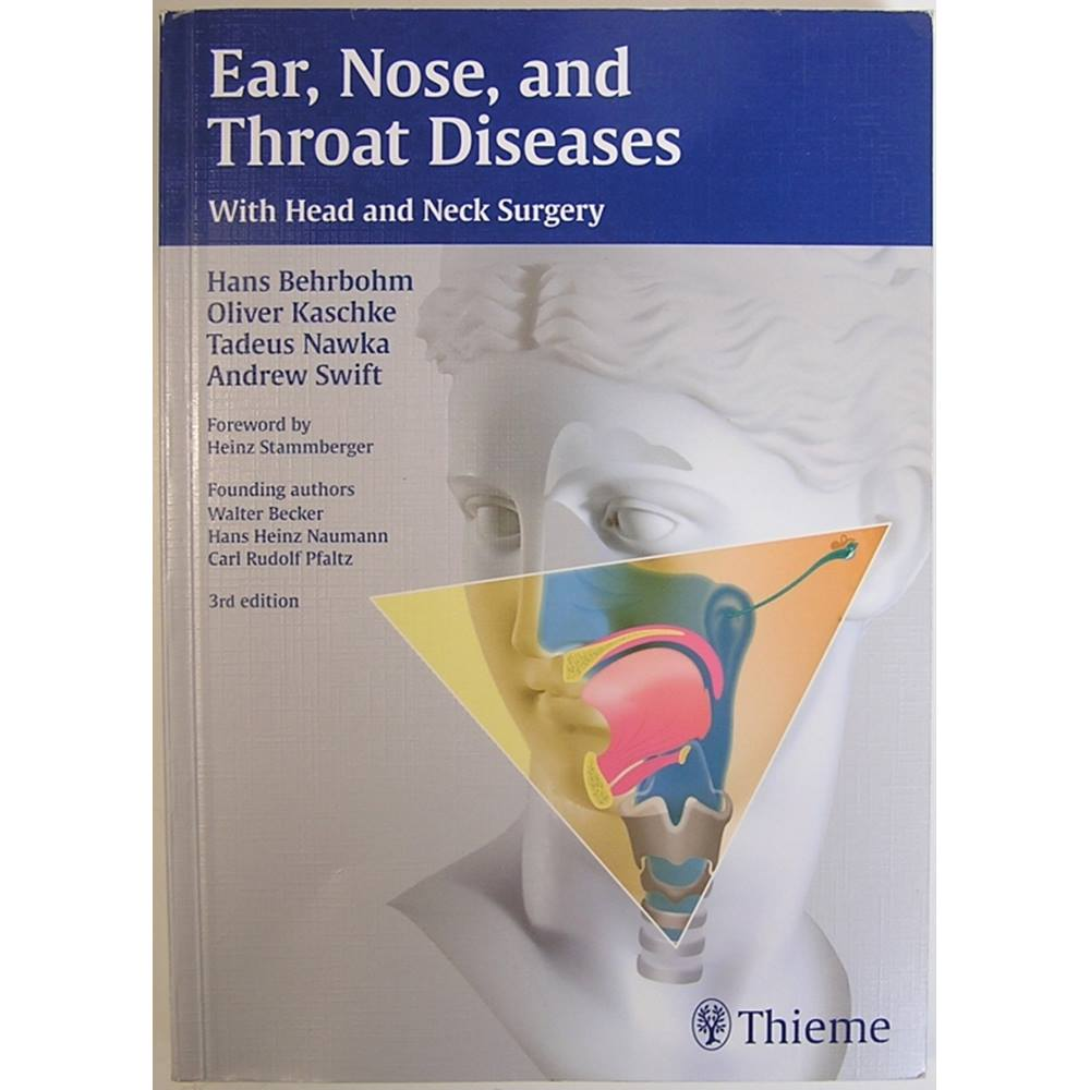 The Ear Ear Nose Throat Specialists Manual Guide
