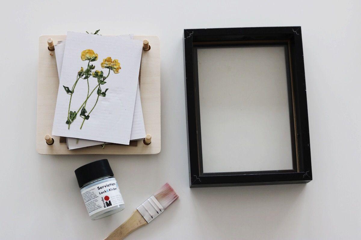 Erfreut Wie Getrocknete Blumen Umrahmen Galerie - Benutzerdefinierte ...