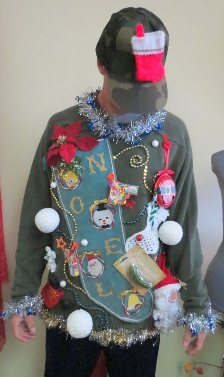 Pin on WILD UGLY CHRISTMAS SWEATERS