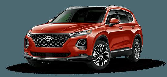 2019 Hyundai Santa Fe Hyundai Santa Fe Hyundai New Cars