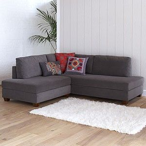 Wyatt Sectional Sofa Modern Leather