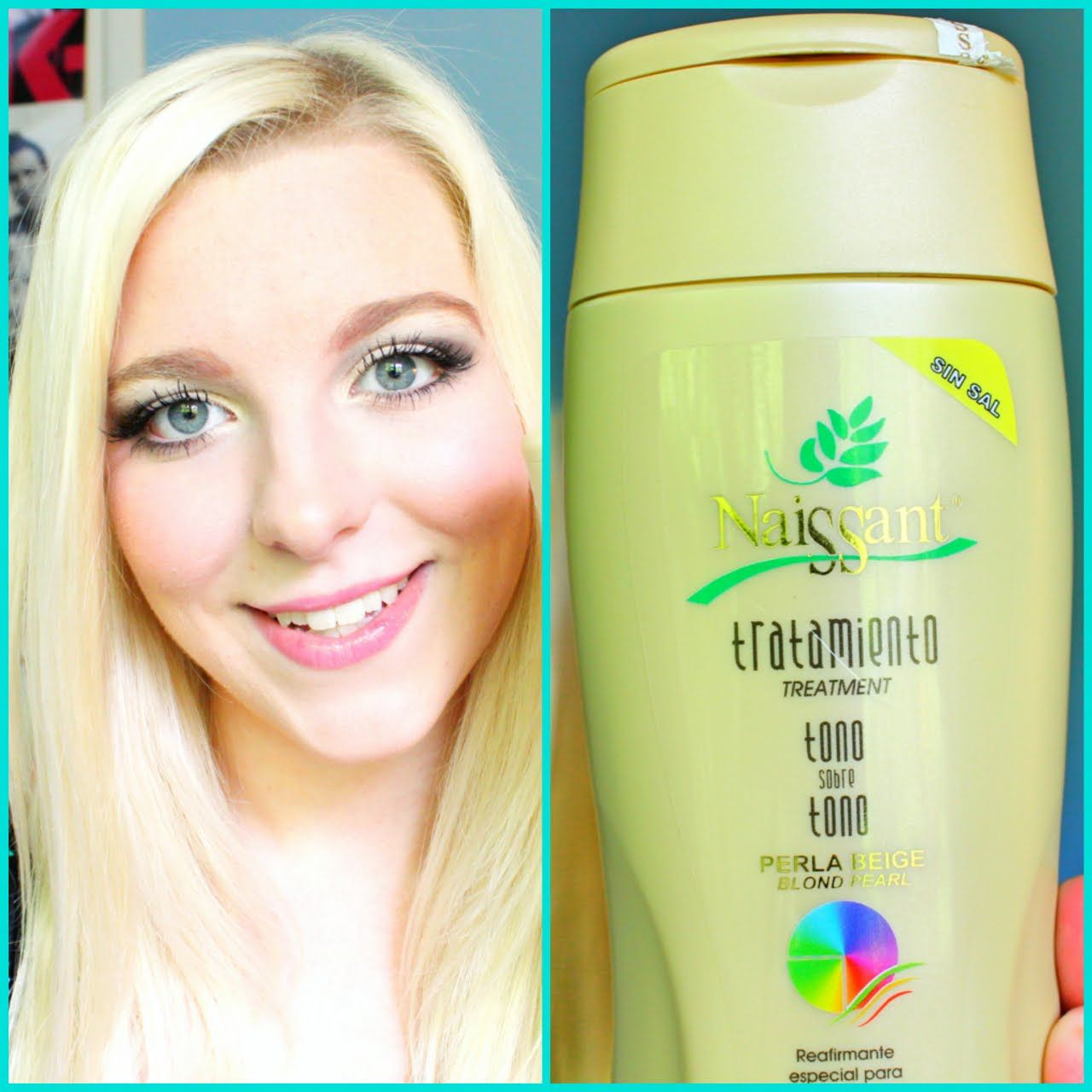 Naissant Icy Blonde Toner Review! (Affordable) Platinum
