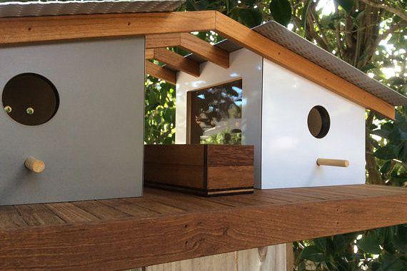e29323dc72406 Arquitectura y diseño en casitas para pájaros