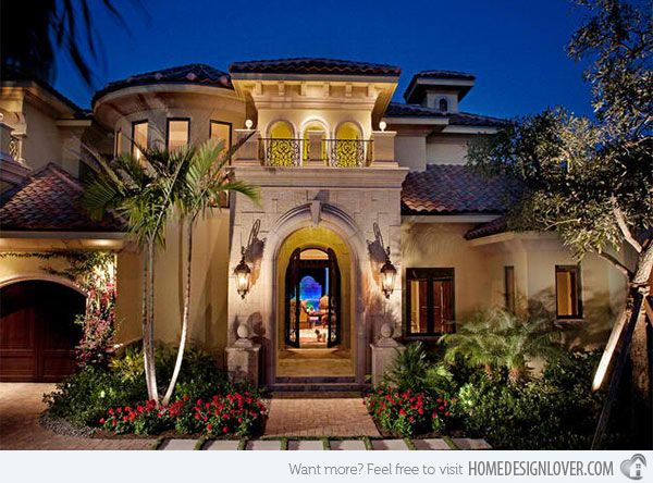 15 Sophisticated And Classy Mediterranean House Designs | House