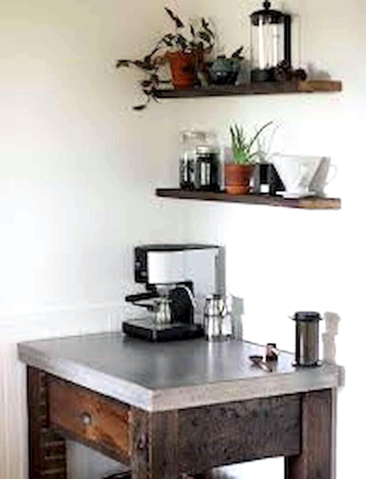 32 Best Inspirations DIY Mini Coffee Bar Design Ideas
