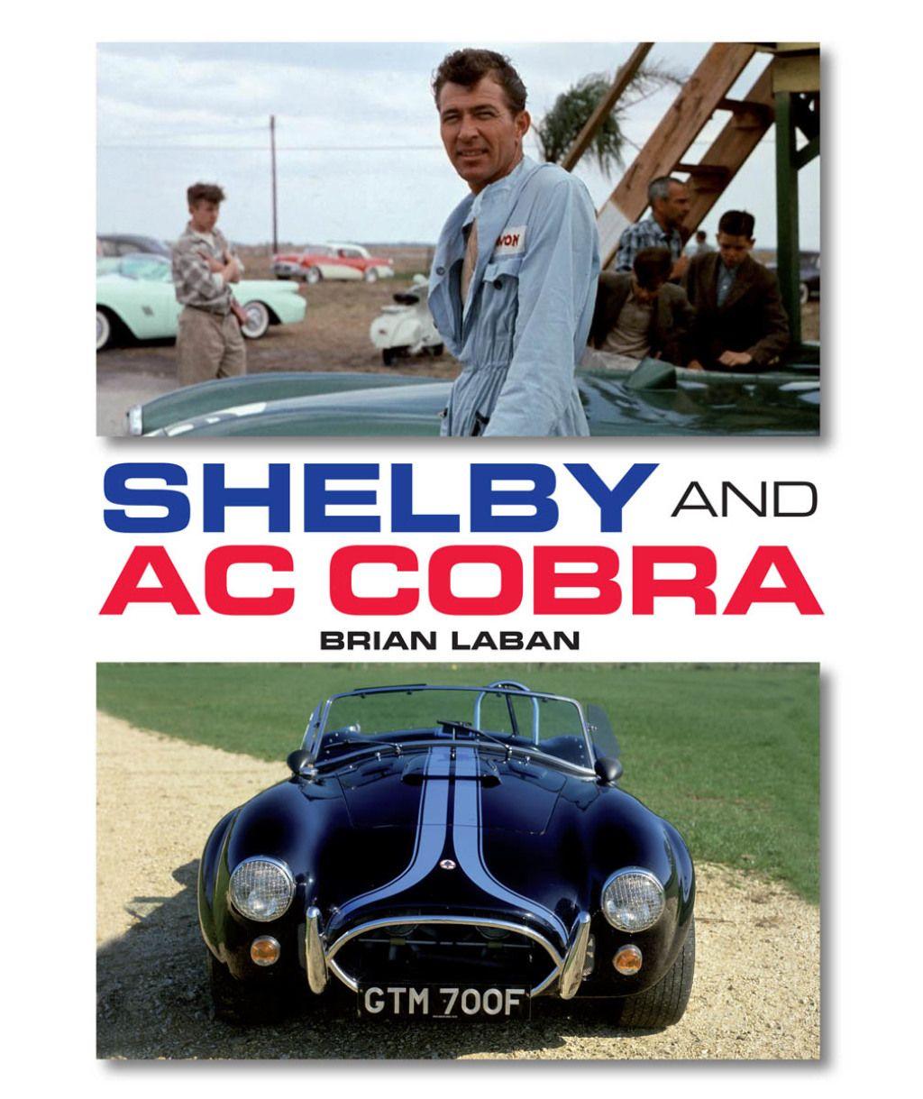 Shelby And AC Cobra (eBook)