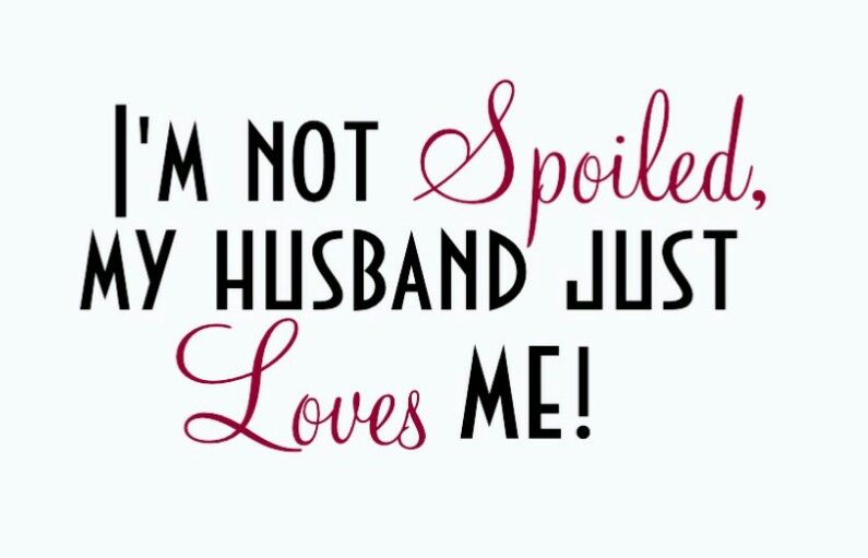 wife is not in love with me