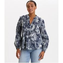 Puff-Puff Blouse Odd MollyOdd Molly #flowerdresses