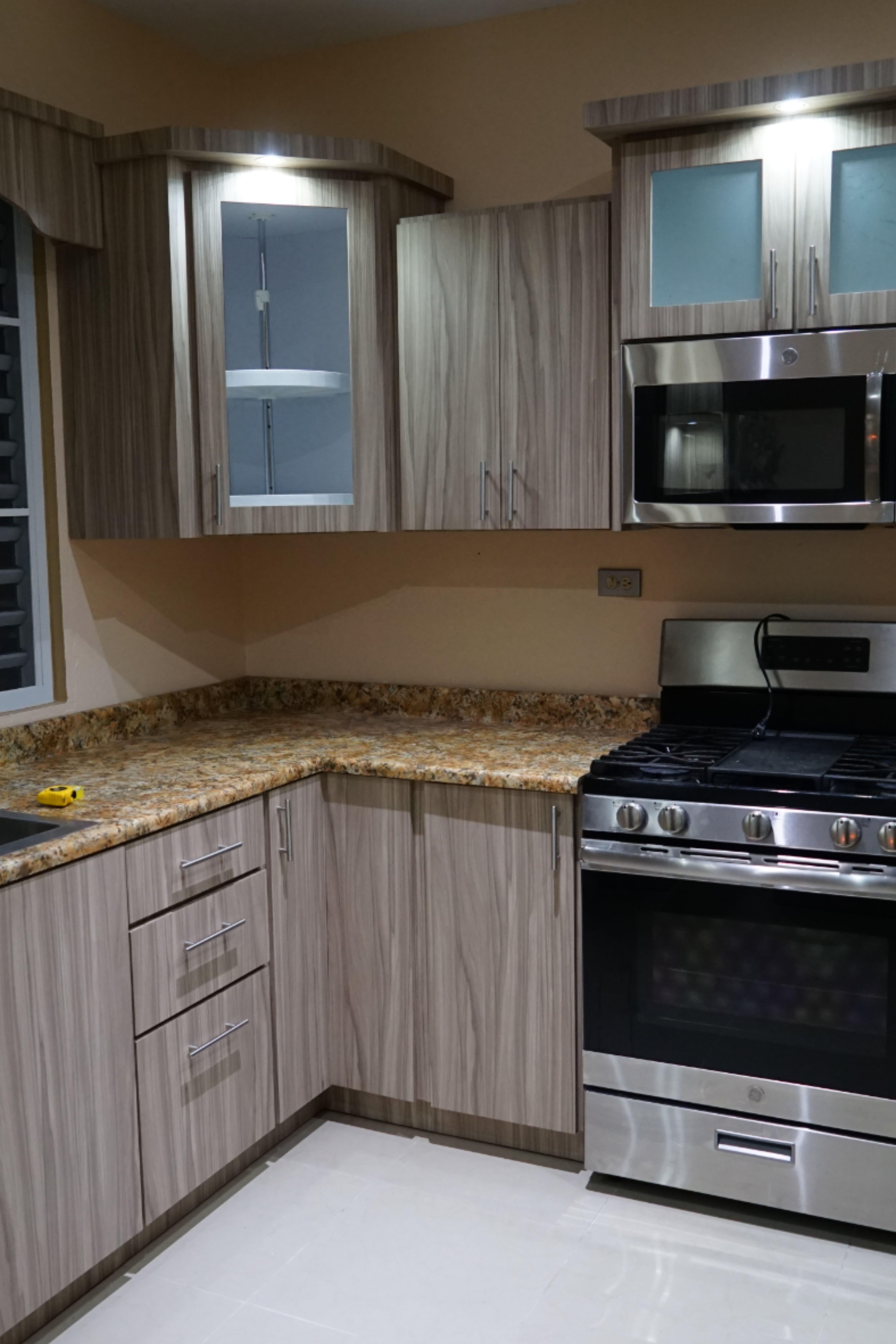Gabinetes De Cocina En Pvc In 2020 Kitchen New Kitchen Kitchen Cabinets