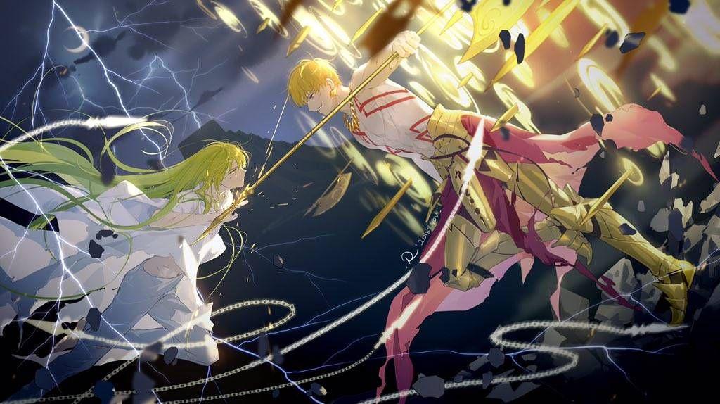 Fate/EXTRA CCC x FGO Pre-Release Banner 4/9 - 4/22 - Fate / Grand