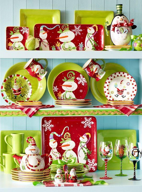 57 Beautiful Christmas Dinnerware Sets. Pier One ...  sc 1 st  Pinterest & 57 Beautiful Christmas Dinnerware Sets | Christmas dinnerware sets ...