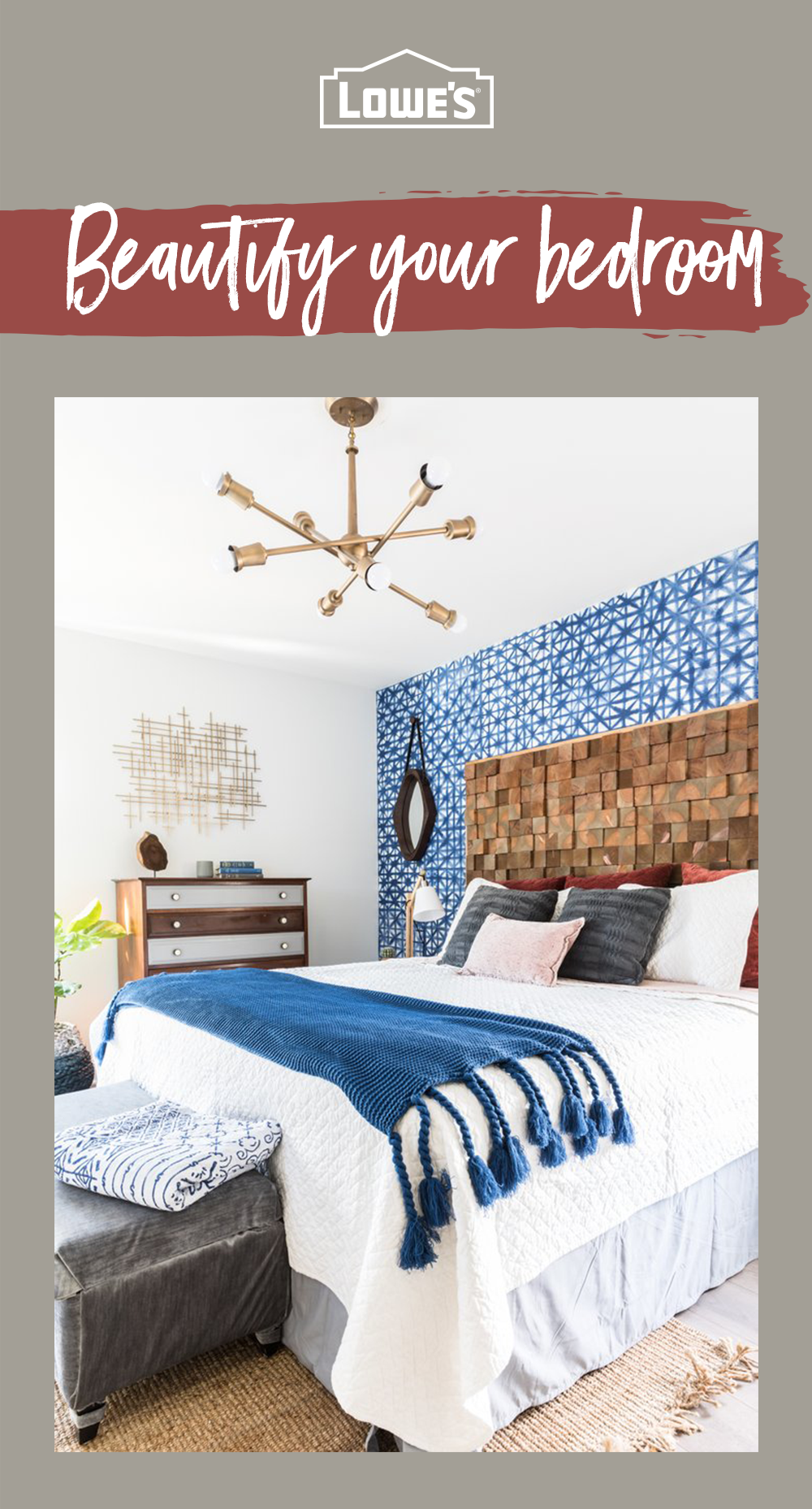 Looking To Beautify Your Bedroom Lowes Com Has Everything You