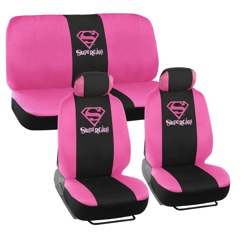 The Warner Brothers Original Character Seat Covers And Floor Mats Are A Great Way To Protect Your These Car Easily Installed