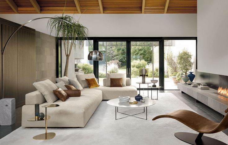 Monopoli Ecksofa Ecksofas Polstermobel Who S Perfect Modern Living Room Interior Living Room Design Modern Luxury Living Room Design