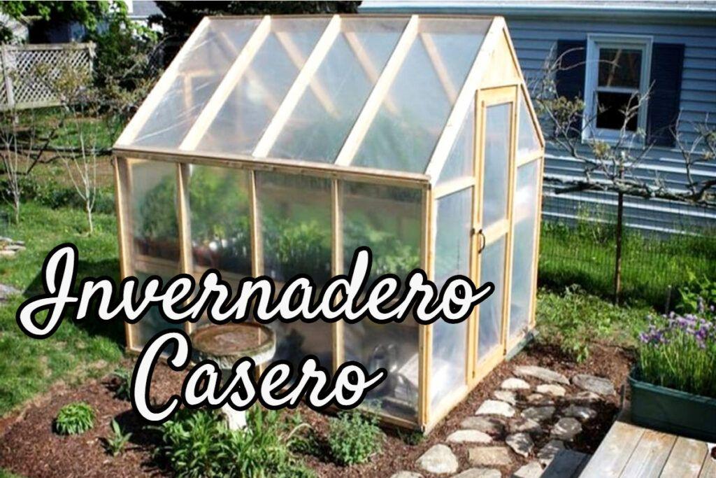 Cómo Hacer Un Invernadero Casero Barato Fácil Y Rápido Invernadero Casero Como Hacer Un Invernadero Invernadero