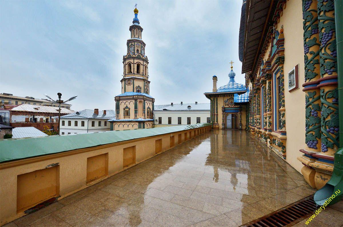 Самые красивые соборы Казани