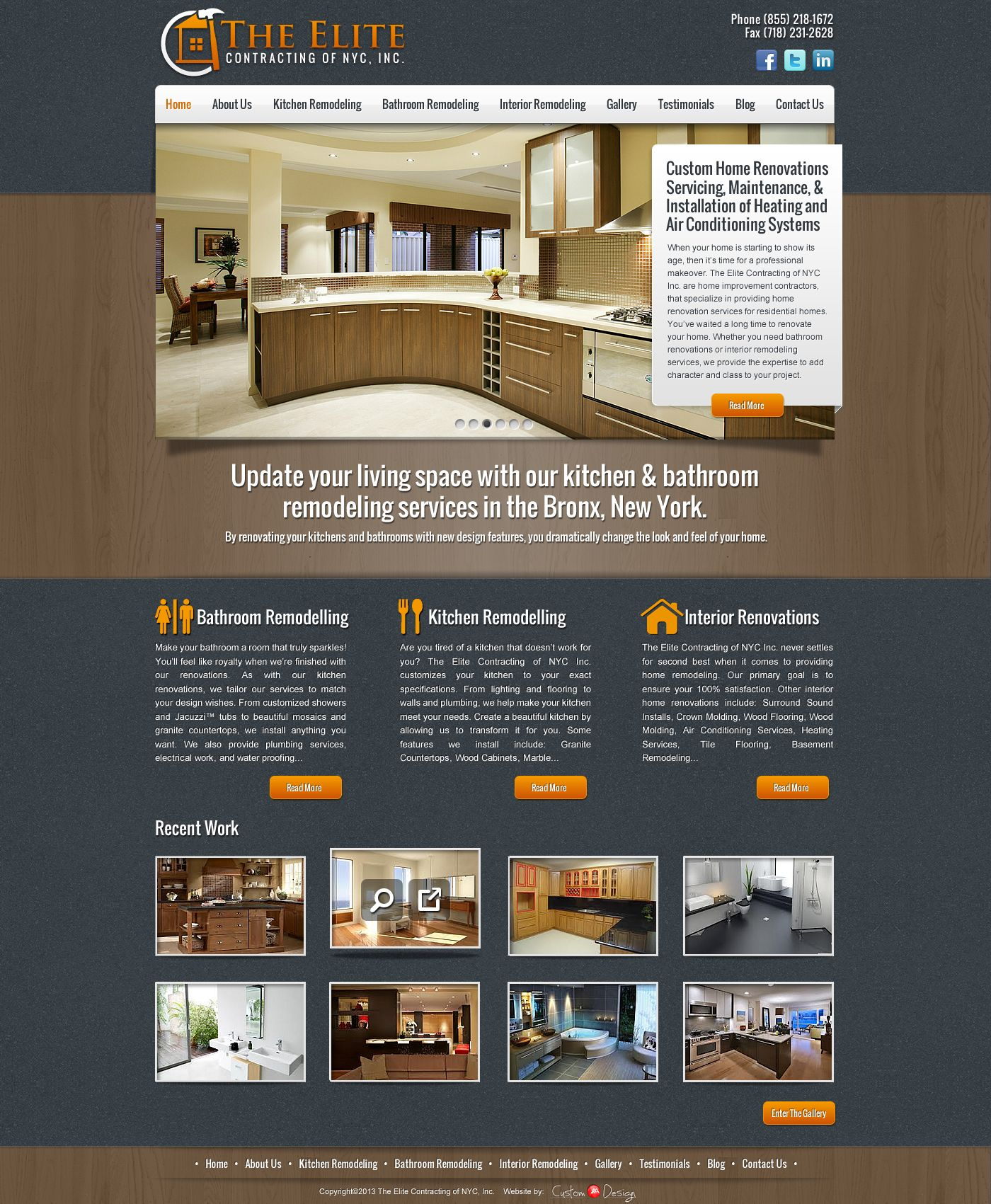 Are you looking for an allinone remodeling company? No