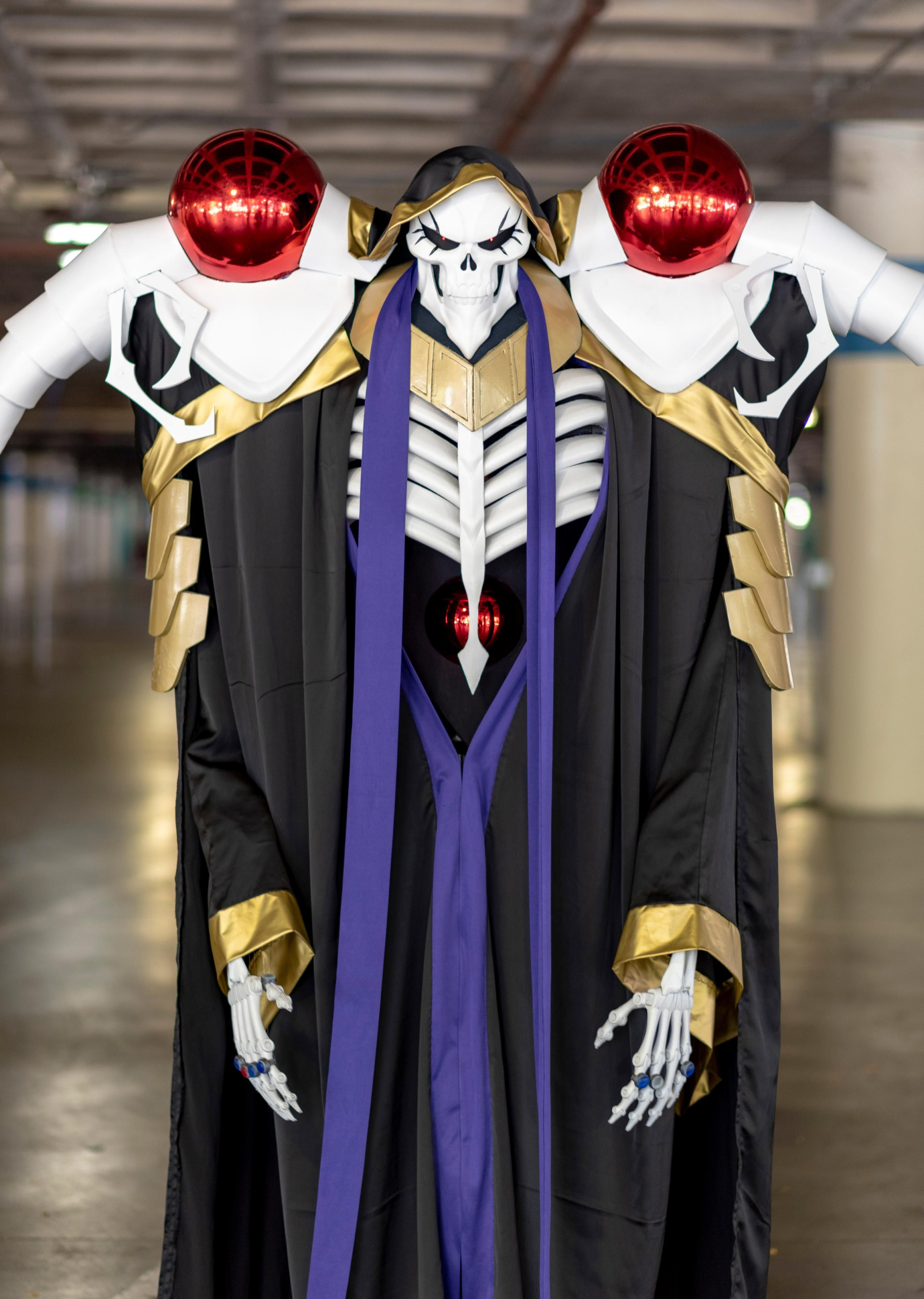 Self My Ainz Ooal Gown Cosplay From The Anime Overlord That I