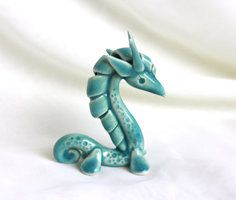 Turquoise Sea Dragon by vavaleff