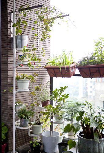 Id es pour am nager son balcon au printemps le balcon ikea en 2019 amenager balcon coin - Amenager son jardin en ligne ...