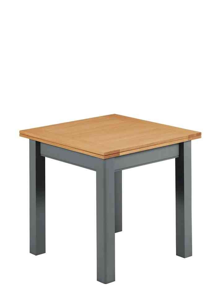 Padstow Square Extending Dining Table Extendable dining