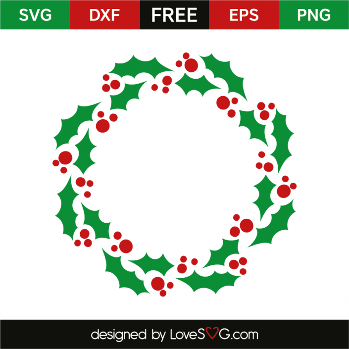 Pin On Free Christmas Svg Cut Files Lovesvg Com